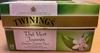 Thé vert au Jasmin Twinings - Produit