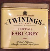 The Original Earl Grey - Product