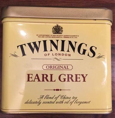 The Original Earl Grey - Product - fr