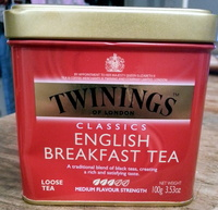 English Breakfast Tea - Produit - en