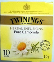 Twinings Herbal Infusions Pure Camomile - Product - en