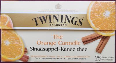 Thé Orange Cannelle - Product