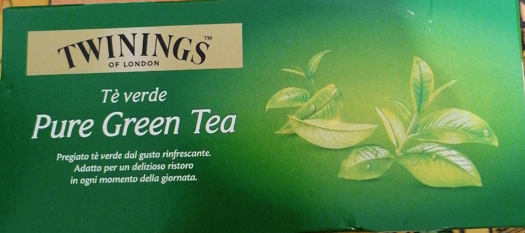 Tè verde - Prodotto - fr