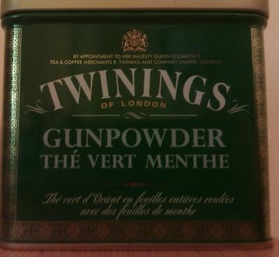 Twinings Thé vert menthe - Product - fr