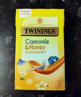 Camomile & Honey Tea - Prodotto - en