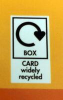 Camomile & Honey Tea - Istruzioni per il riciclaggio e/o informazioni sull'imballaggio - en