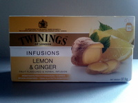 Twinings Infusions Lemon & Ginger - Product