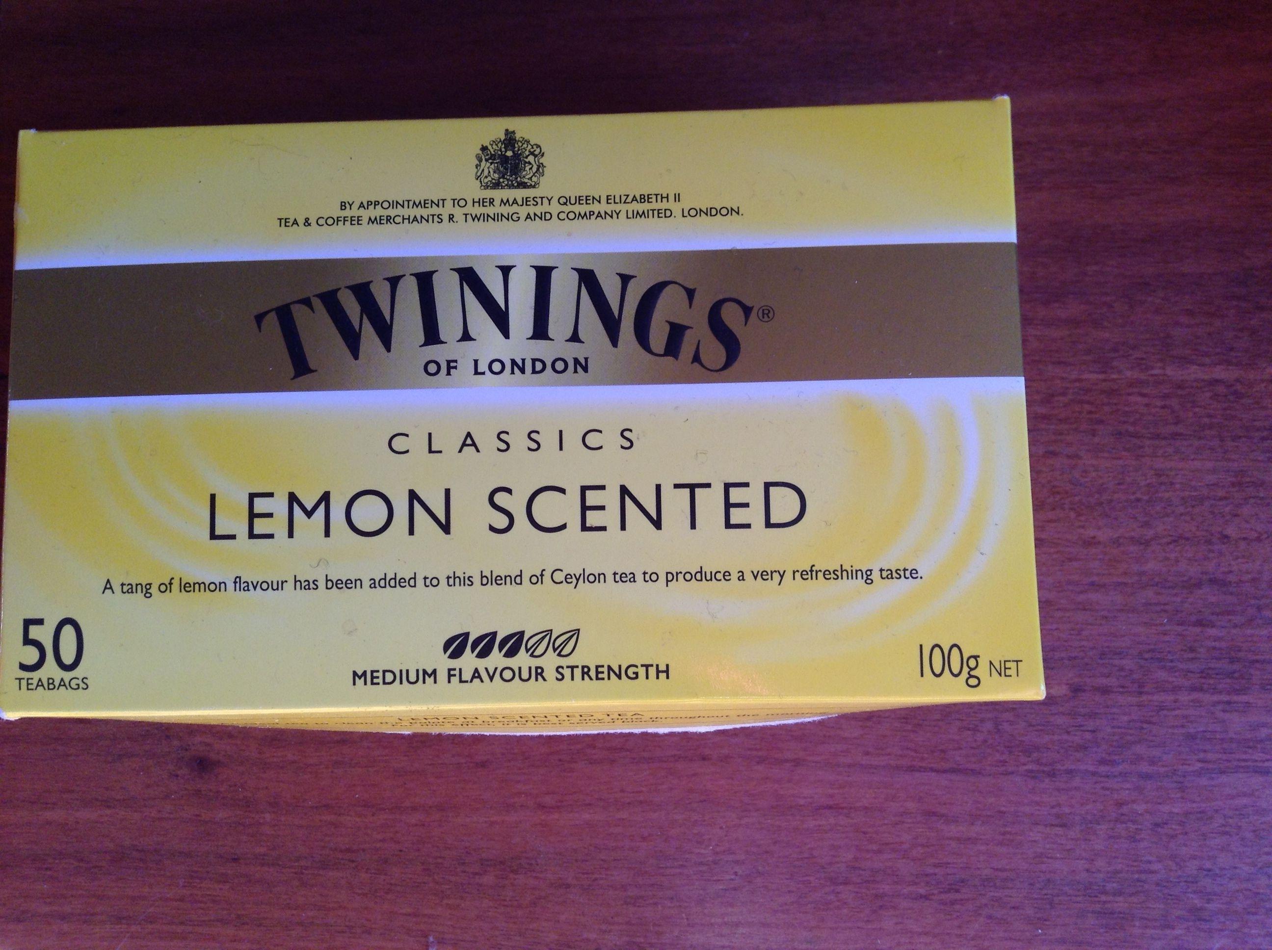Classic Lemon Scented Medium Flavour Strength - Product - en