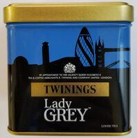 Tea Lady Grey - Produit - ro