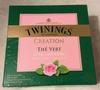 Création thé vert rose et menthe - Produit