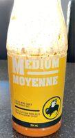 Medium wing sauce - Product - fr