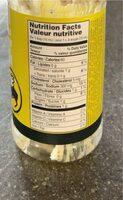 parmasean garlic sauce - Nutrition facts - fr