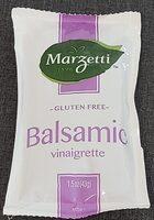 Gluten free balsamic vinaigrette - Product - en