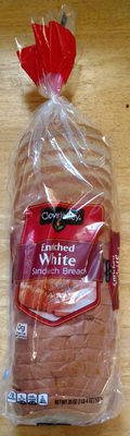 Enriched White Sandwich Bread - Product
