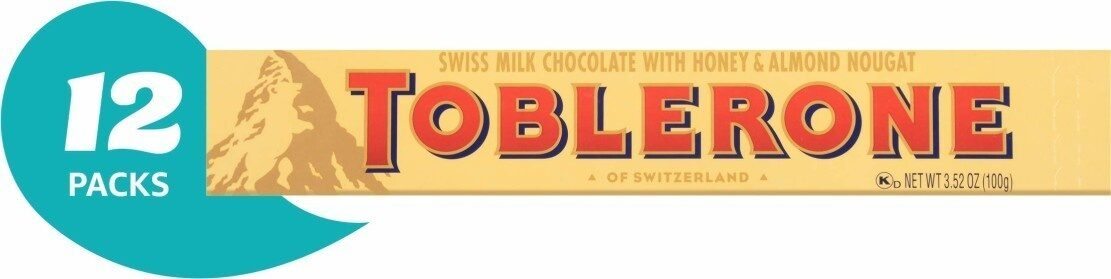 Swiss milk chocolate bar - Produit - en