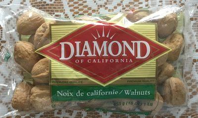 Noix de Californie - Produit