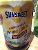Californian Prune Juice - Product