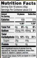 Sour Patch Kids - Nutrition facts - en