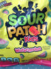 Sour patch watermelon soft candy watermelon fat free12x72 1n - Product
