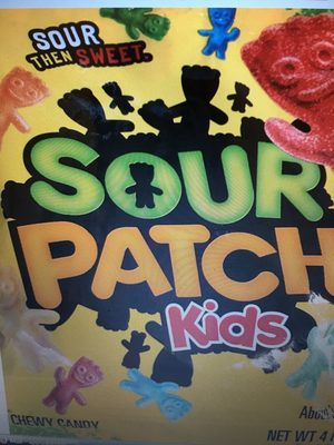 Sour Patch Kids chewy candy - Product