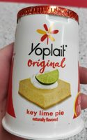 Yoplait free original key lime pie yogurt - Product - en