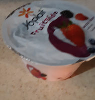 Fruitside yogurt, mixed berry - Product - en