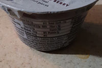 Fruitside yogurt, mixed berry - Ingredients - en