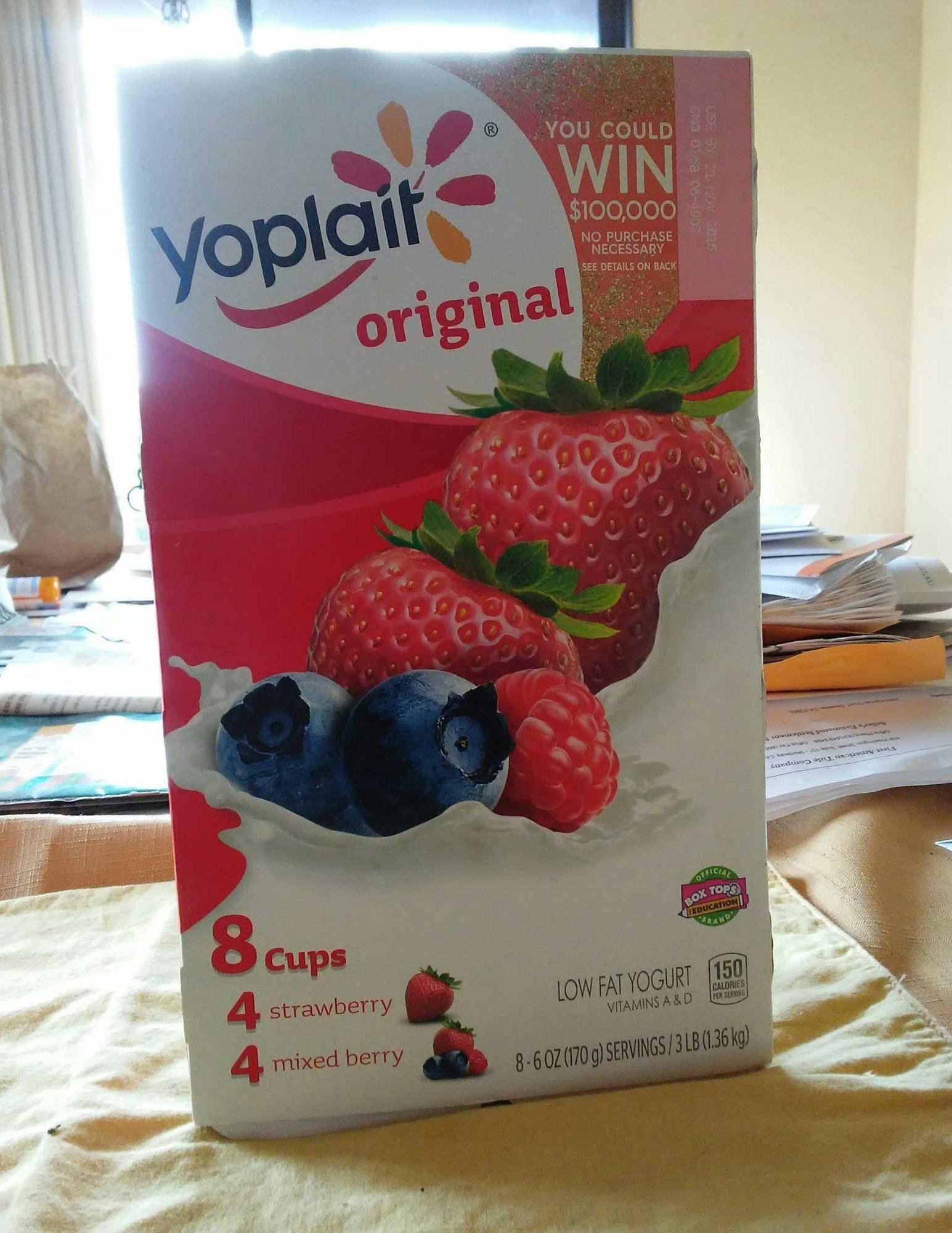 Yoplait Original Yogurt - Product