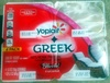 Greek Blended Coconut low fat yogurt - Product