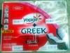 Greek Blended Coconut low fat yogurt - Produit