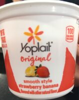 Yoplait smooth style - Product