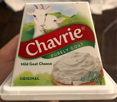 Mild goat cheese - Product - en