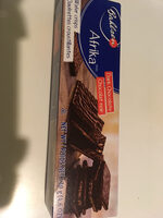 Bahlsen, Afrika Dark Fine European Biscuits - Product - en