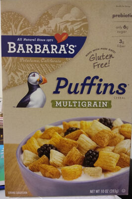 Multigrain Puffins Cereal - Product