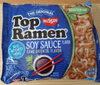 Top Ramen Soy Sauce Flavor - Product