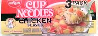 Chicken flavor ramen noodle soup - Product - en