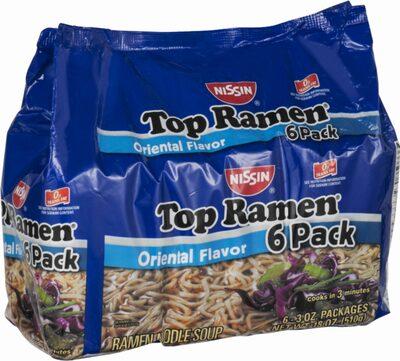 Ramen Noodle Soup - 1