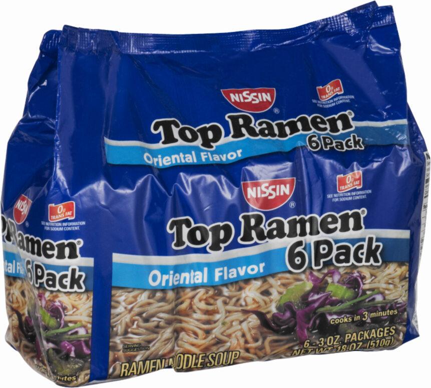 Ramen Noodle Soup - Produit - en