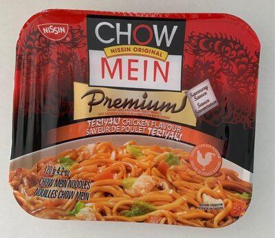 Nouilles chow mein poulet teriyaki - Produit - fr