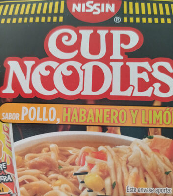 Nissan Cup Noodles - Product
