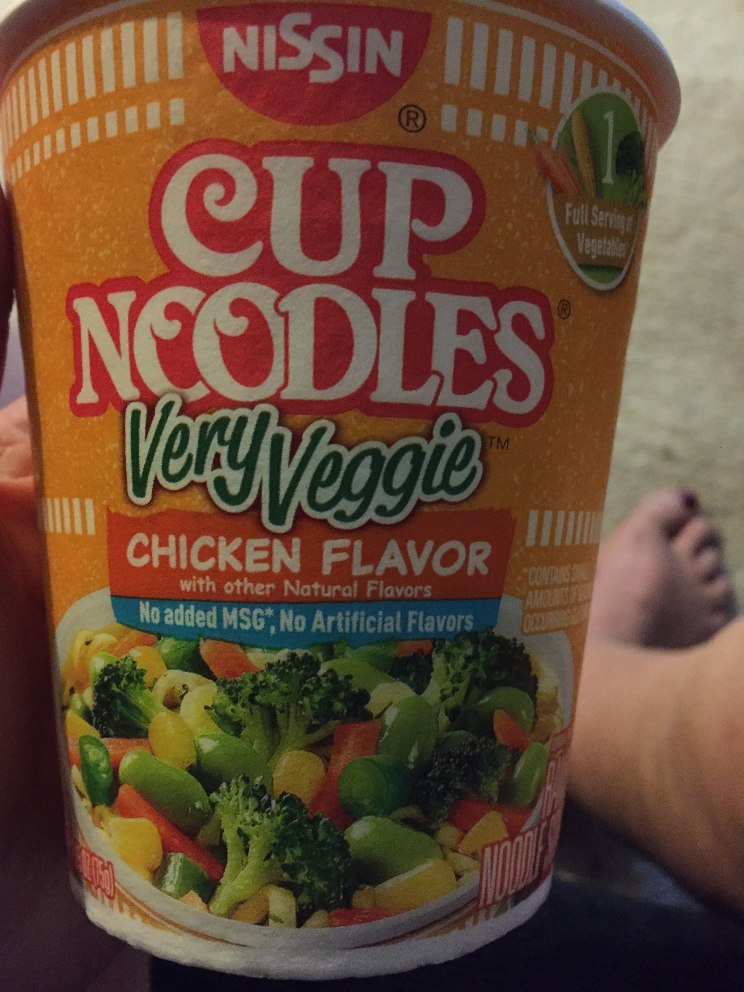 Chicken flavor ramen noodle soup, chicken - Product - en