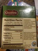 Sleepytime herbal tea - Product