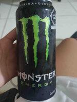 monster energy - Producte - en