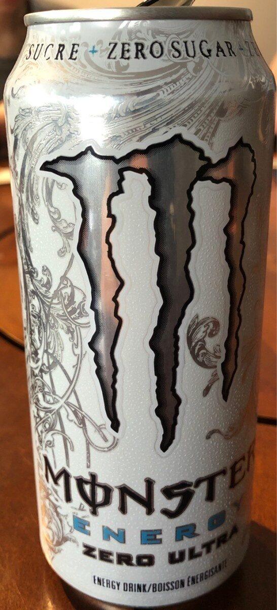 Monster energy zero ultra - Product - en