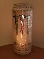 Monster energy zero ultra - Produit - fr
