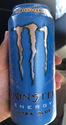 Energy, Energy Drink Ultra Blue - Product - en