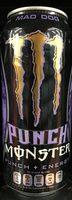 Monster Punch - Produit