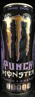 Monster Punch - Informations nutritionnelles