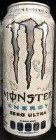 Monster Energy Zero Ultra - Produit