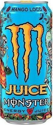 Energy juice - Product - en